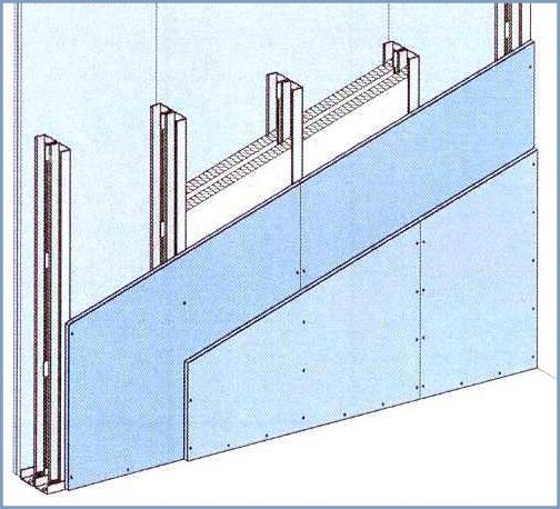 دیوار کاذب W115